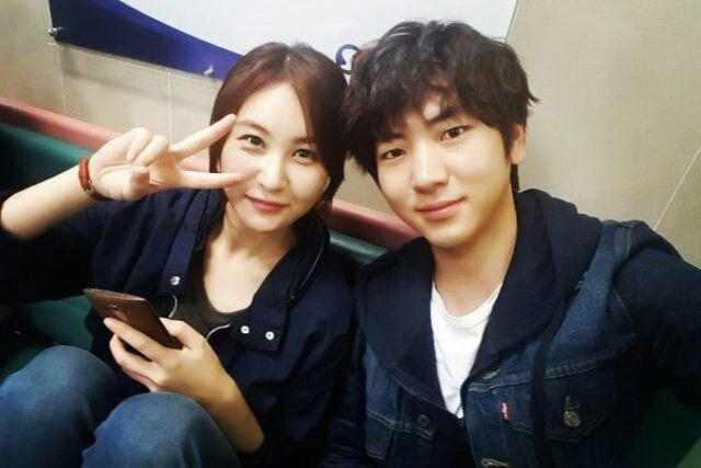 سون ایون سو تایید کرد که با لی جو سونگ قرار میذاره 🦋