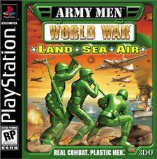 دانلود بازی سربازان جنگی پلی استیشن Army Men ps1-با لینک مستقیم