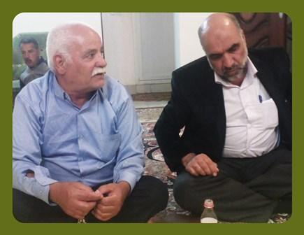 حاجعلی خلجی و حاج حسین خلجی