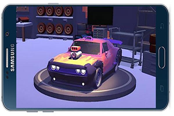 دانلود بازی اندروید تعمیر ماشین من