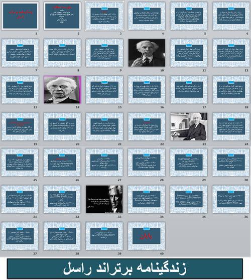 زندگینامه برتراند راسل