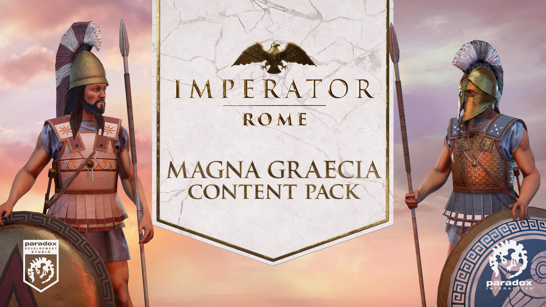 بستهی گسترش دهندهی جدیدی برای Imperator: Rome منتشر شد