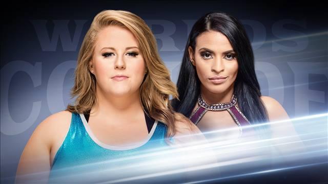 WWE Worlds Collide: Women Collide