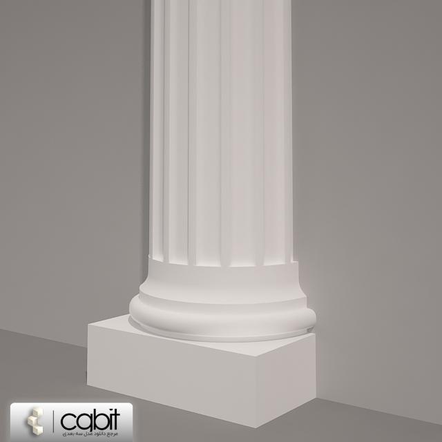 s1km pil 1 n - دانلود مدل سه بعدی ستون کلاسیک