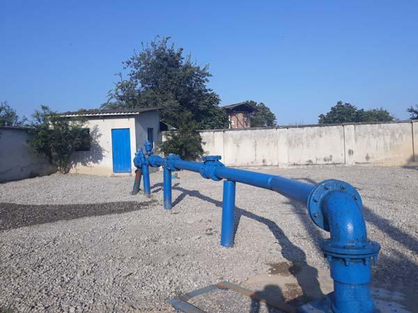 افتتاح 9 پروژه شرکت آب و فاضلاب در هفته دولت