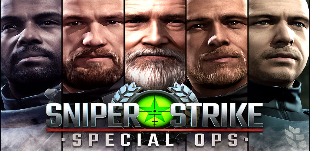 Sniper Strike : Special Ops v2.903 – بازی اکشن و تفنگی خارق العاده اندروید همراه دیتا