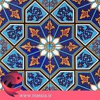 رنگ در ایران باستان مقاله ماسیا