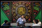 گزارش تصویری شام میلاد حضرت زهرا(حاج حسین خلج-کربلایی پیام کیانی-محمد رنگین کمان)