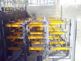 دانلود جزوه اجرای ساختمانهای فولادی