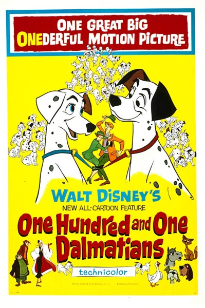 دانلود انیمیشن One Hundred And One Dalmatians 1961