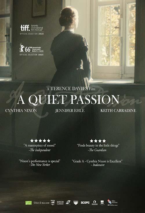 دانلود فیلم A Quiet Passion 2016