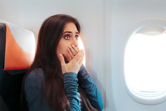 ترس از سفر کردن