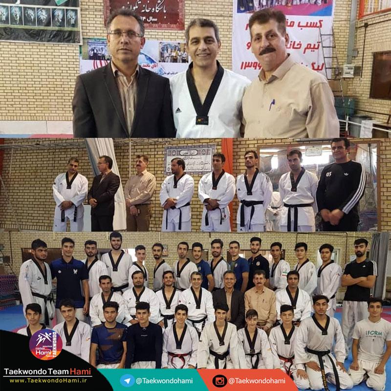 برگزاری تمرین تیم بزرگسالان و امید استان قزوین زیر نظر بیژن مقانلو + فیلم