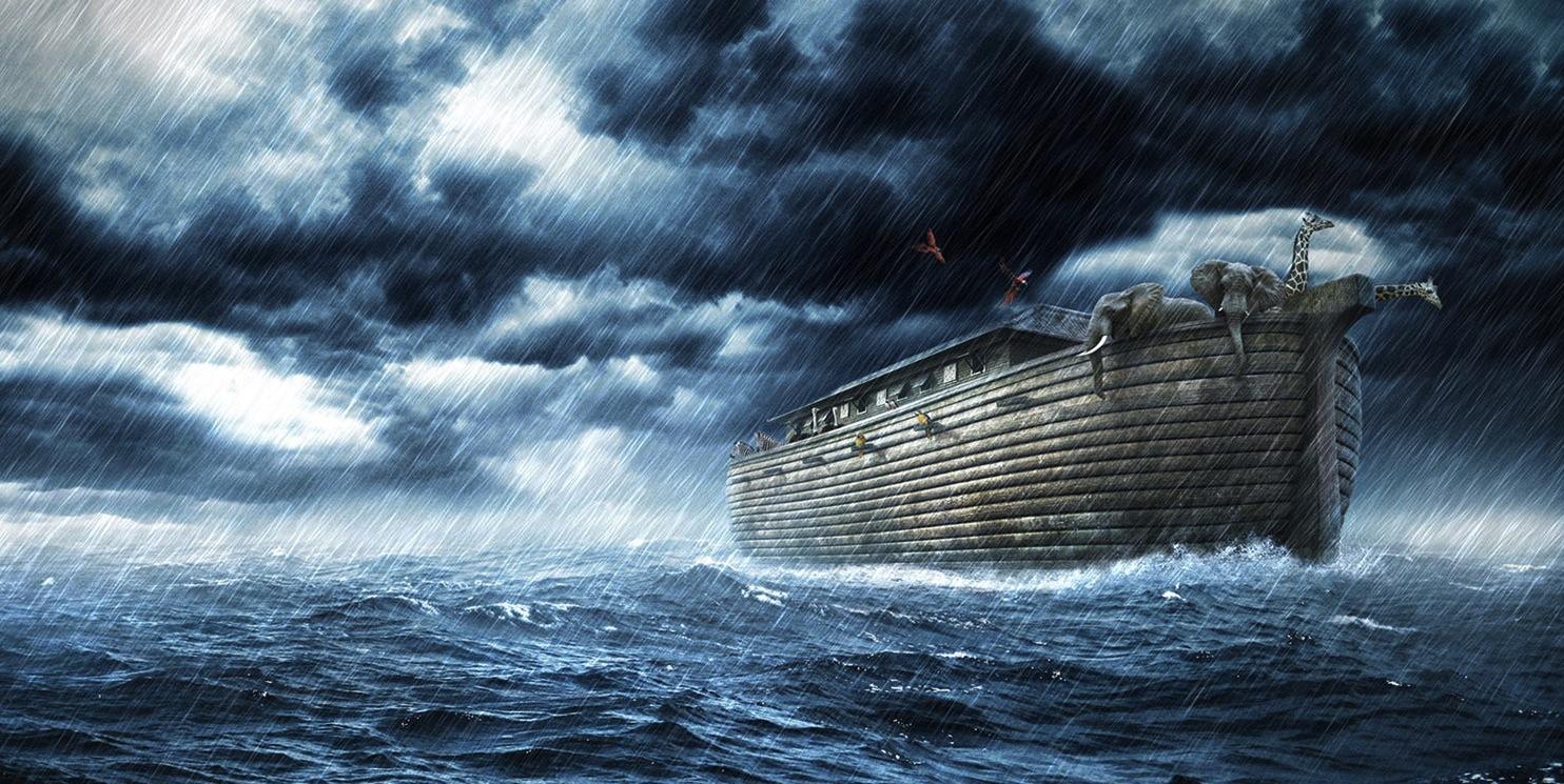 با کشتی نوح تا کشتی حسین (ع)