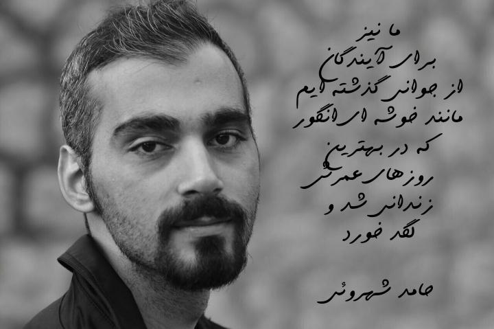 حامد شهرونی.قلم سیاه.1396