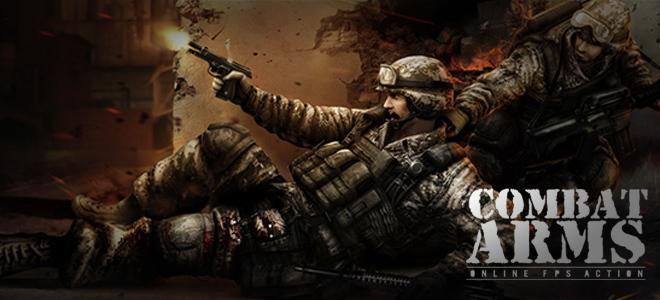 نگاهی به گیم پلی و بخش هایی از بازی Combat Arms