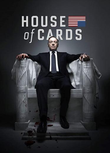دانلود دوبله فارسی سریال House of Cards