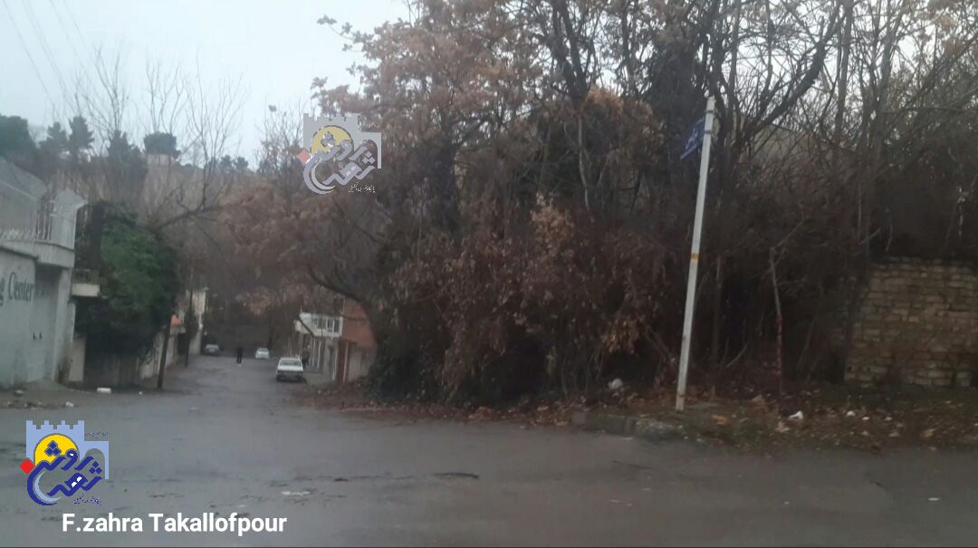 """بنبست """"نرگس"""" کرمانشاه یا پاتوق """"عشاق"""" و فساد زیر پوست شهر!"""