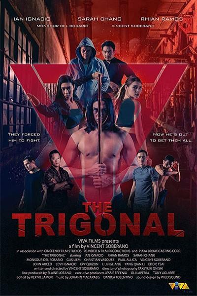 دانلود فیلم The Trigonal: Fight for Justice 2018