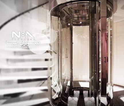 آسانسور نیکوبران آسیا