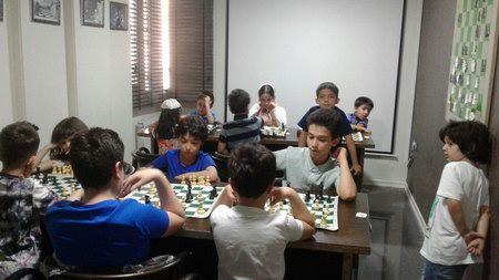 مسابقات باشگاه شطرنج ذهن برتر گرامی داشت آزاد سازی خرمشهر