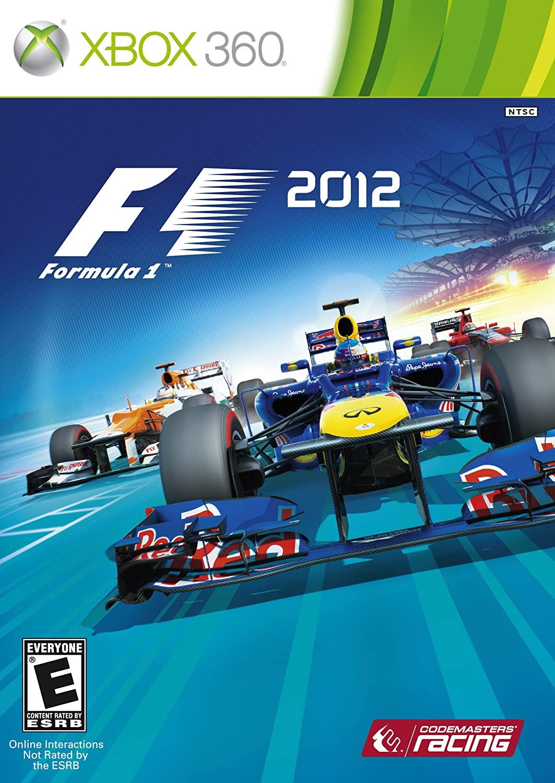 دانلود بازی F1 2012 برای XBOX360