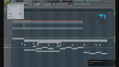 دانلود فیلم آموزشی مبتدی نرم افزار FL Studio