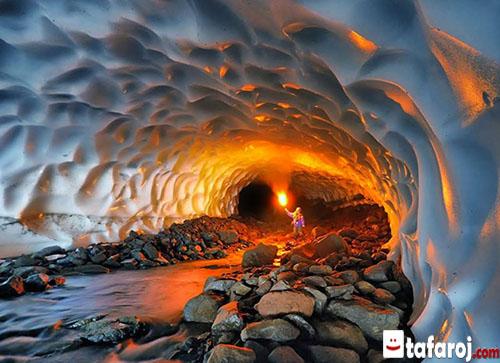 غار کامچاتکا