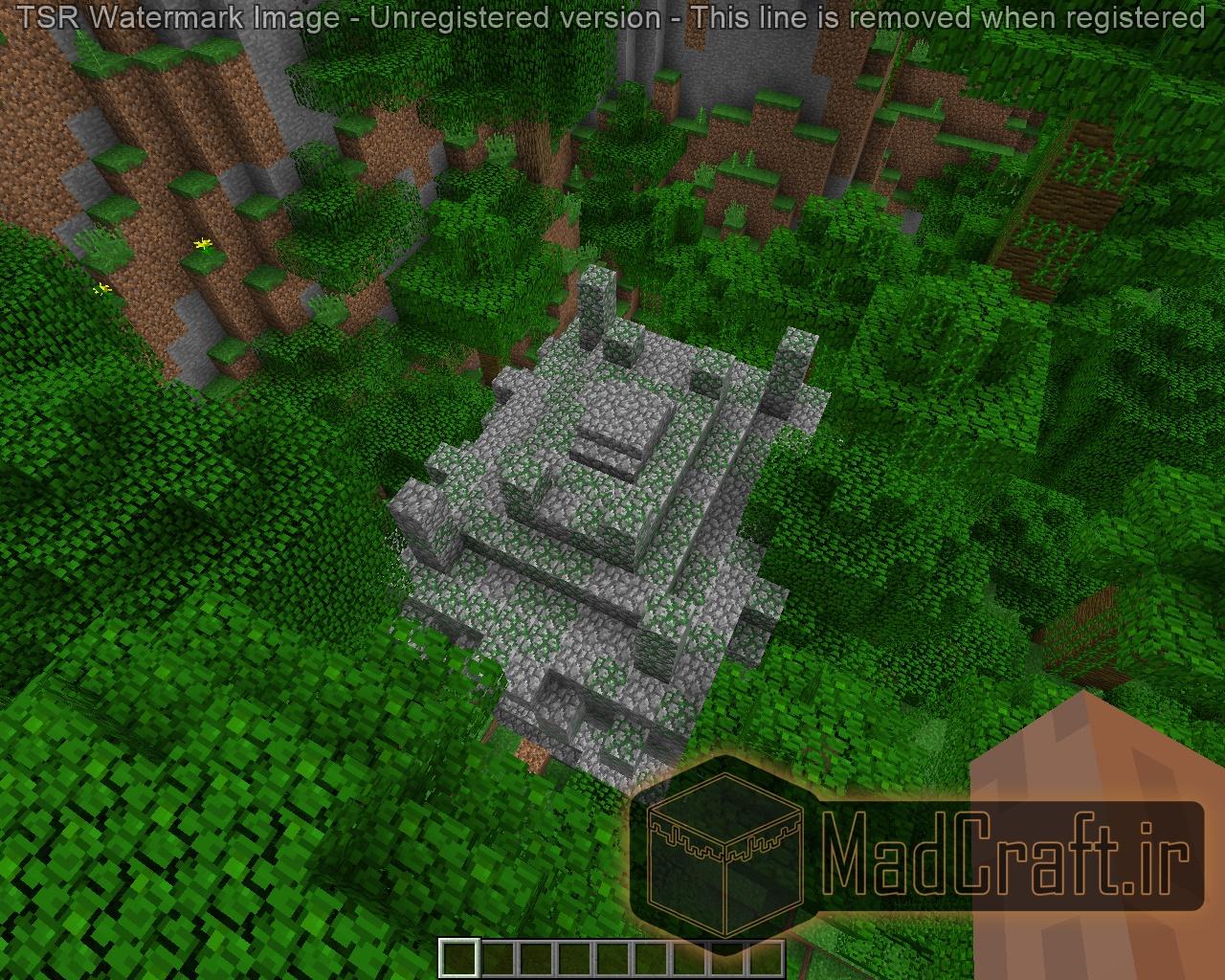 معبد جنگلی
