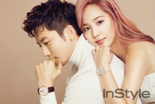 عکس های زوج دوست داشتنی Ki Tae Young و Eugene بر مجله INSTYLE.