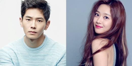 Jo Bo Ah و Ahn Joo wan هم بهم زدند.