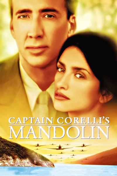 دانلود فیلم Captain Corelli's Mandolin 2001
