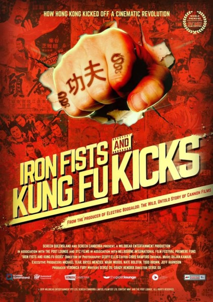 دانلود فیلم Iron Fists And Kung Fu Kicks 2019