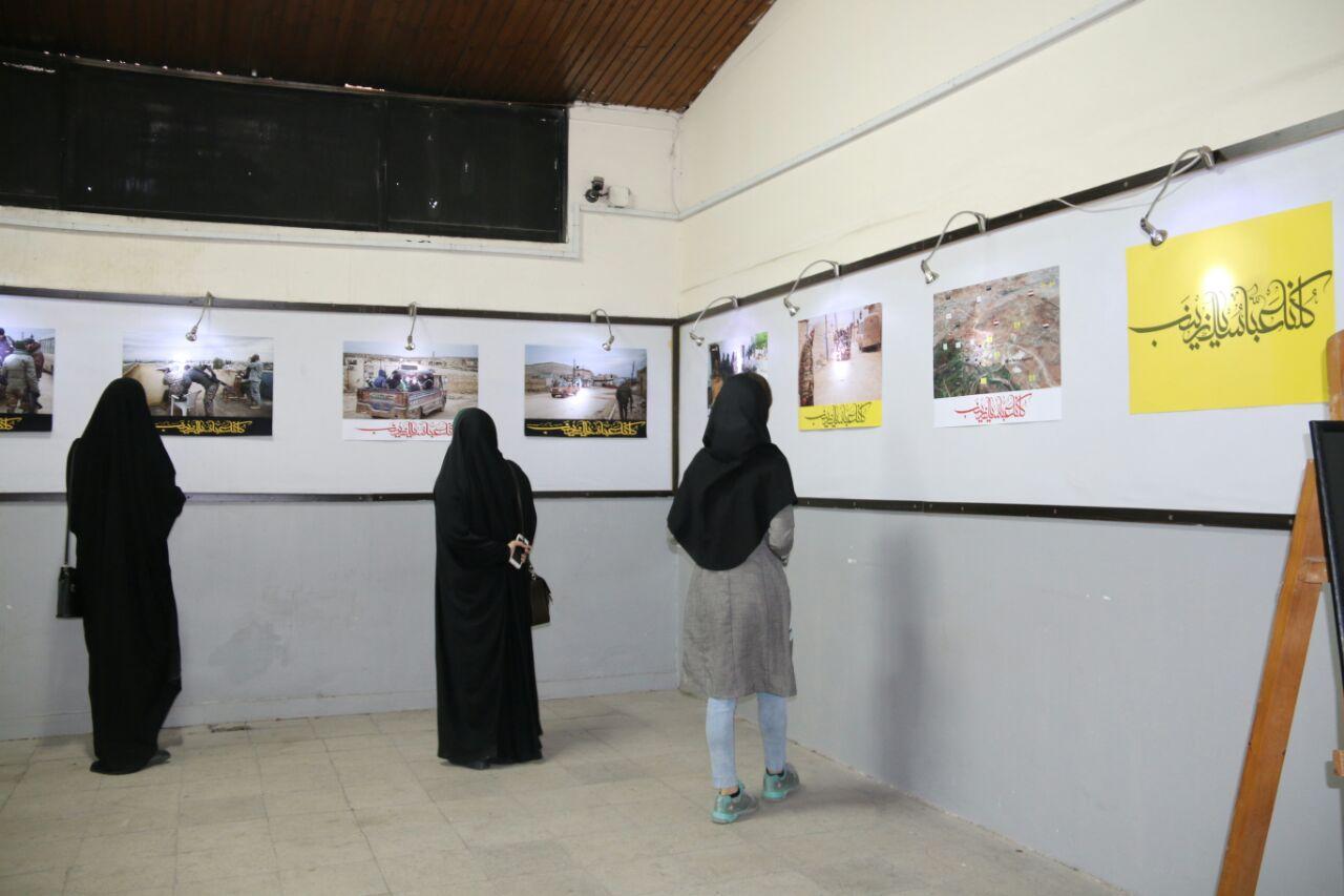 نمایشگاه عکس-روز جوان-روز معمار-خانطومان