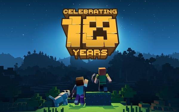 بیش از یک درصد از کل جمعیت کره زمین Minecraft را تجربه کردهاند