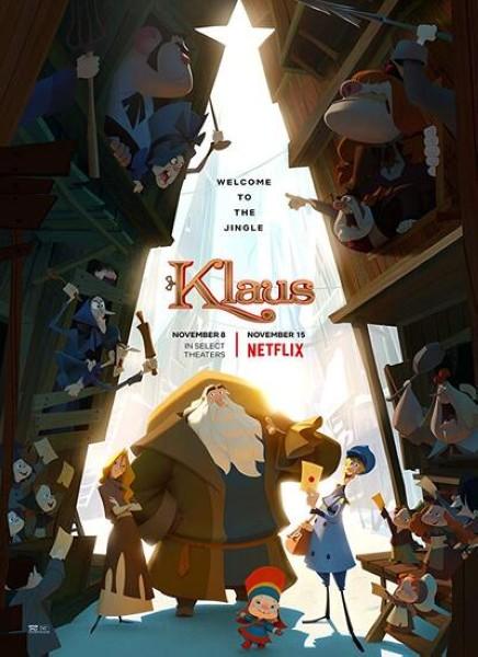 دانلود انیمیشن Klaus 2019
