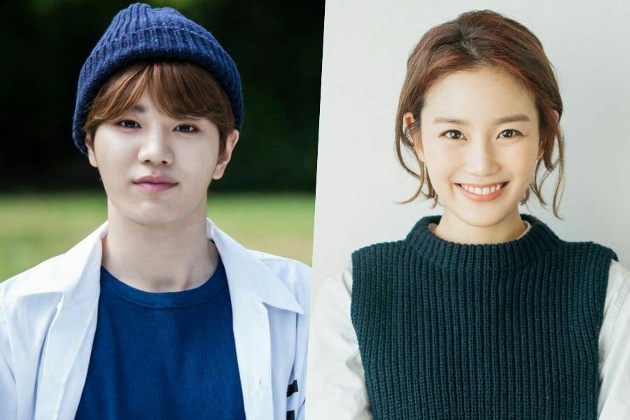 بازی Sungjong عضو INFINITE و Jang Hui Ryoung برای نقش های اصلی در دراما جدید شبکه SBS تایید شد.🤴🏻👸🏻