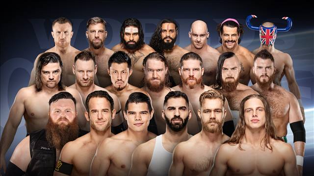 WWE Worlds Collide: Brands Collide
