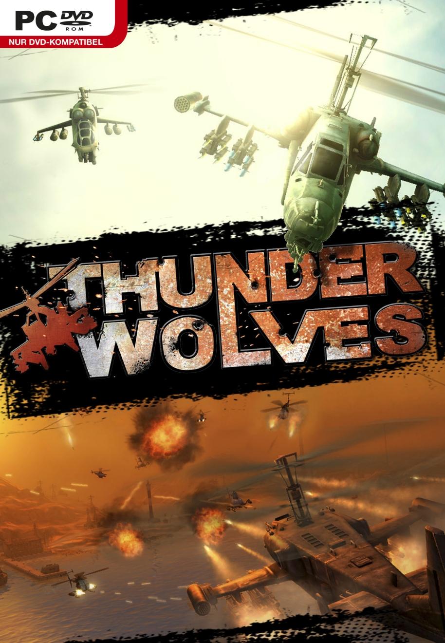 دانلود بازی Thunder Wolves برای PC
