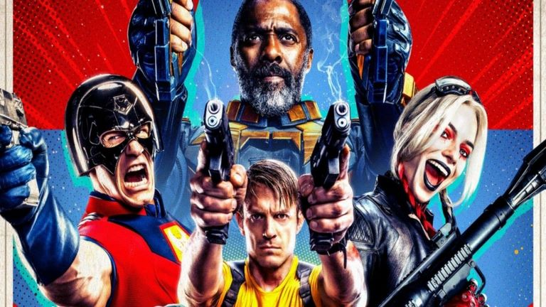 the suicide squad poster shows off new teams different weapons (savisgame.com) o9dz