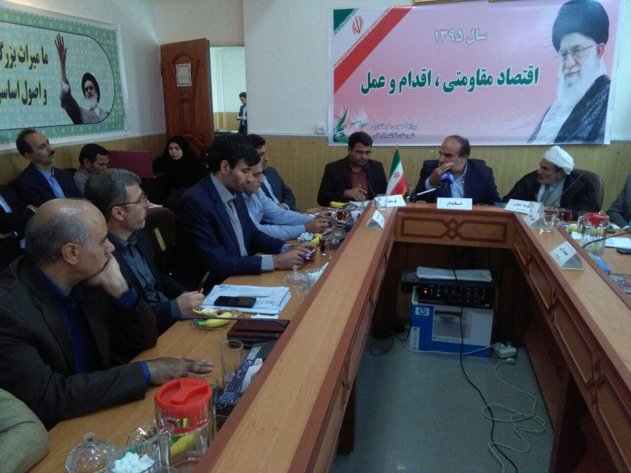 گزارش تصویری بازدید استاندار و نماینده اورامانات از شهرستان مرزی ثلاث باباجانی