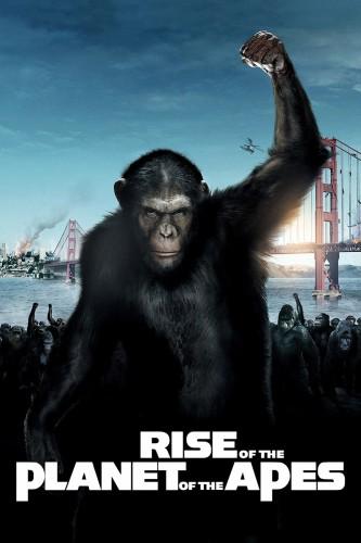 دانلود فیلم Rise of the Planet of the Apes 2011