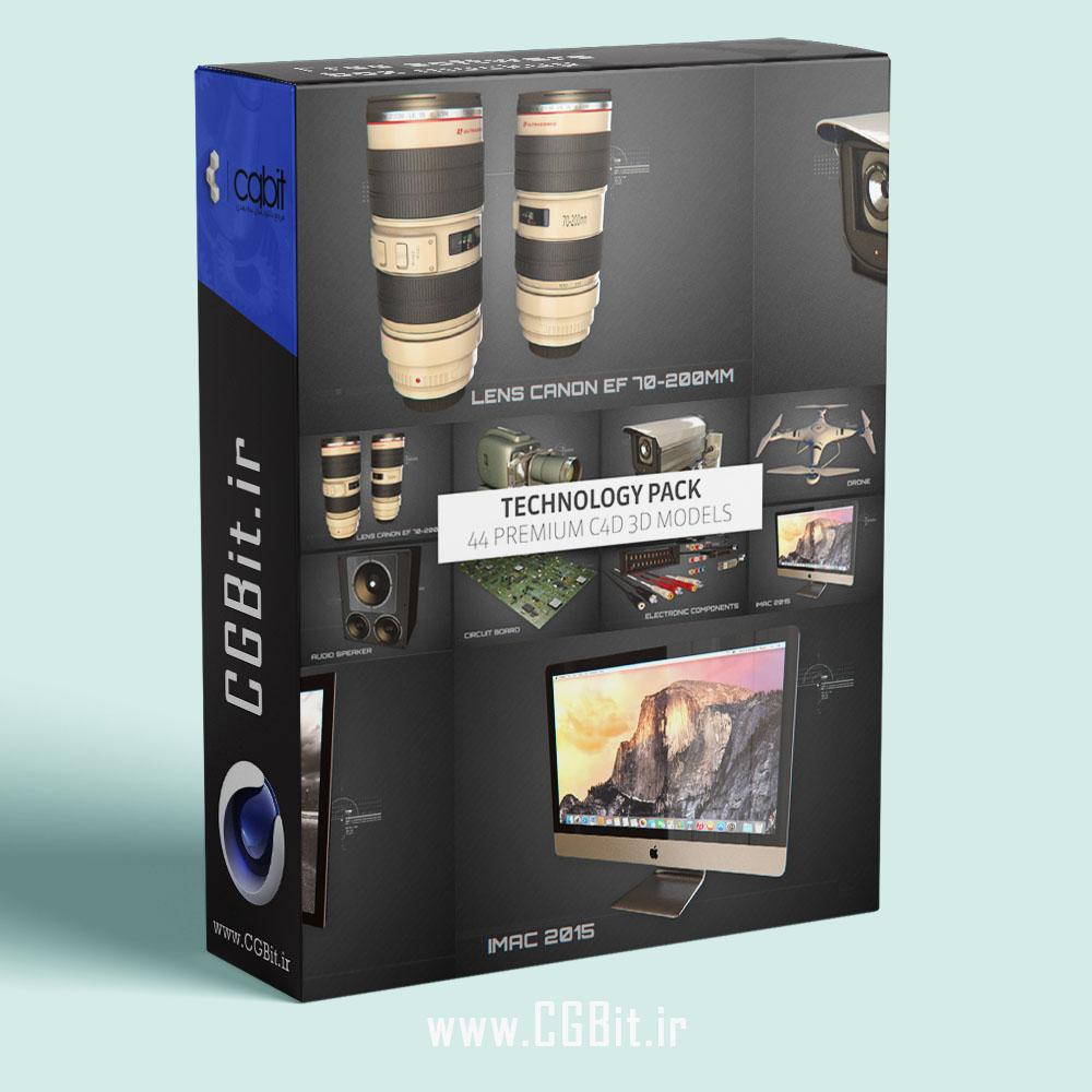 tjme software box mockupe 1 - مجموعه مدل سه بعدی تجهیزات الکترونیک و تکنولوژی C4D