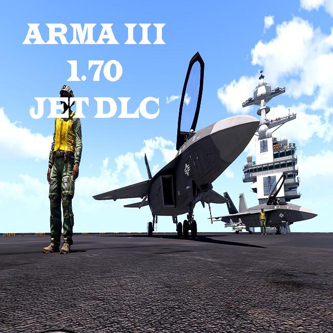 دانلود جدیدترین ورژن ARMA 1.70 + JET DLC