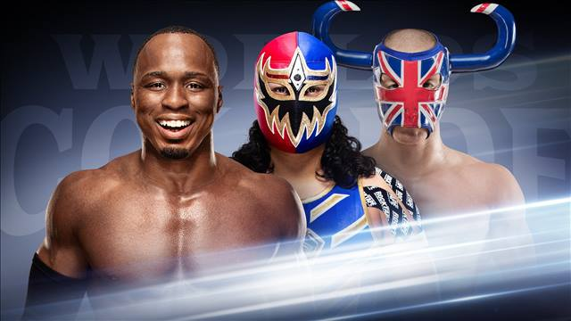 WWE Worlds Collide: Cruiserweights Collide