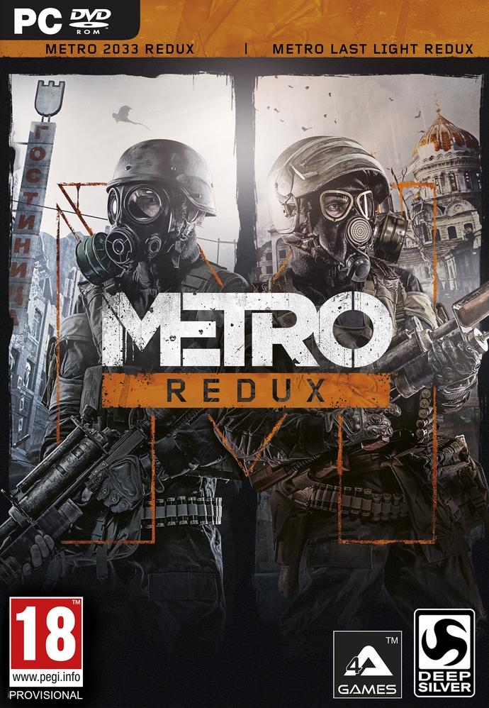 دانلود بازی Metro 2033 Redux برای PC