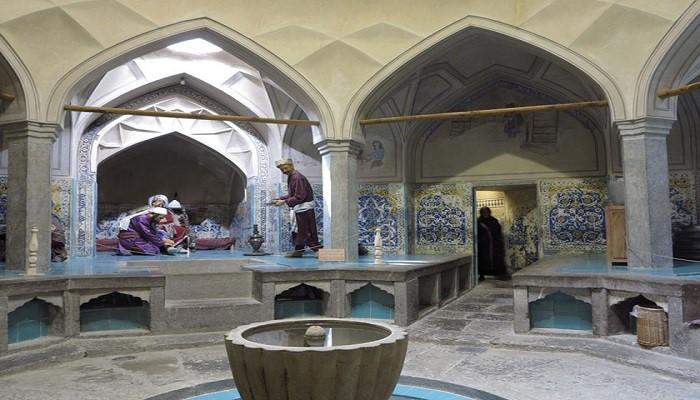 tsvz 22 - حمامی اسرار آمیز در اصفهان که سیستم گرمایشی آن تنها با یک شعله کار می کند