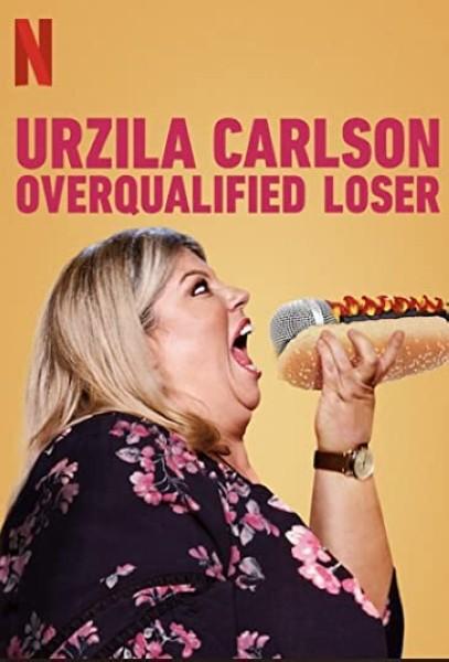 دانلود فیلم Urzila Carlson: Overqualified Loser 2020