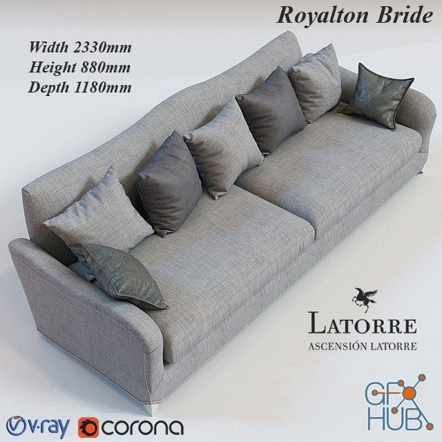 tu7g 1552149035 royalton bride sofa 2 - مجموعه مدل سه بعدی تخت و مبلمان - 001