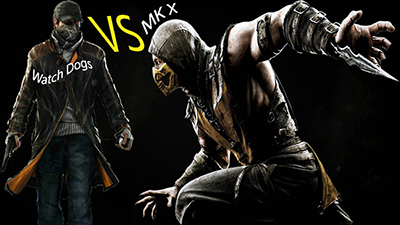 mk x vs watch dogs